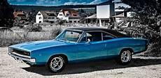 1968 dodge charger rt front three quarters no car no fun