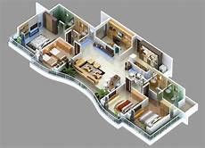 4 Bhk House Design Plans 3d 4 Bhk House Plan Images Gallery Condointeriordesign Com