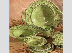 Tuscany Dinnerware & Vietri (Italy) Bramasole Dinner Plate