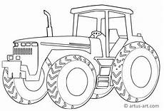 tractor coloring page tractorcoloringpage agricultural