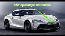2019 Toyota Supra News news 2019 toyota supra illustrations supramkv