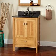 72 quot alcott bamboo vanity for undermount sinks