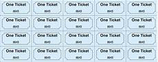 Sheets Of Raffle Tickets Sheet Tickets 1 X1 And 1 X2 By Jforms Com