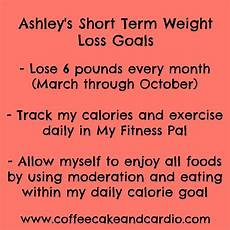 Examples Of Short Term Goals Pin On Motivation