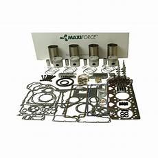 Cat Overhaul Kit Chart Cat Caterpillar 3054c E Turbo Backhoe Engine Rebuild