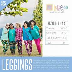 Os Lularoe Size Chart Lularoe Size Chart Including The New Tc2 For