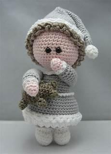 sleepy instant amigurumi doll crochet