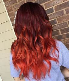 Red To Light Brown Hair 60 Best Ombre Hair Color Ideas For Blond Brown Red And