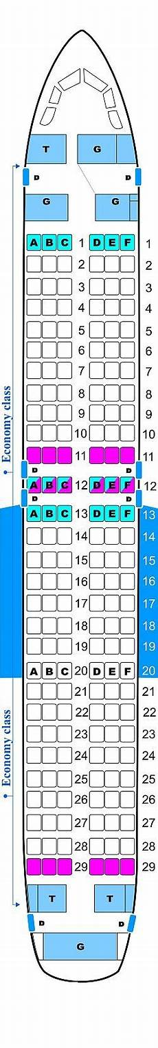 Airbus A320 214 Seating Chart Seat Map Hello Airlines Airbus A320 214 Seatmaestro Com