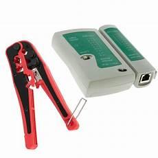 Lan Kabel Werkzeug Settafel rj45 rj11 rj12 cat5 utp lan kabel tester netzwerk werkzeug