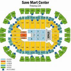 Save Mart Seating Chart Save Mart Center Tickets 2018