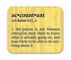 Accounting Quotes Accountant Definitionfunny Quote Mouse Pad Language