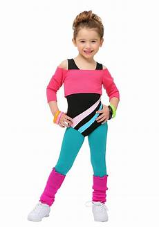 toddler workout clothes toddler 80 s workout costume