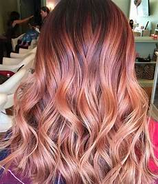 Light Brown Hair With Strawberry Highlights 20 Shades Of Strawberry Haircolor