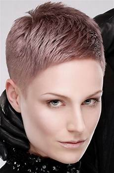 frauen frisuren extrem kurz ganz kurze haare frisuren