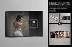 Wedding Album Design Templates Wedding Album Template A4 Templates Creative Market