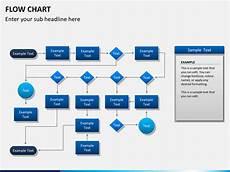Flow Chart Powerpoint Powerpoint Flow Chart Template Sketchbubble
