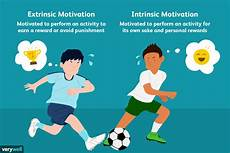 Differences Between Extrinsic And Intrinsic Motivation