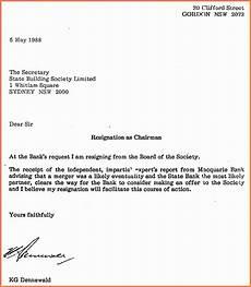 Resignation Letter Layout 11 Professional Letter Of Resignation Marital