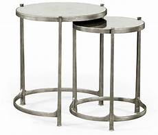 silver accent table nesting tables silver nesting tables silver side table