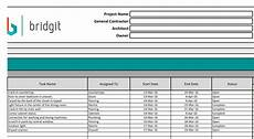 Schedule Of Values Template 23 Construction Schedule Templates In Word Amp Excel ᐅ