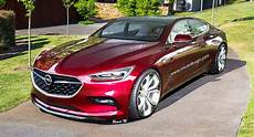 Opel Monza 2019 by Opel Monza Four Door Coupe Would Make A Sweet Merc Cls
