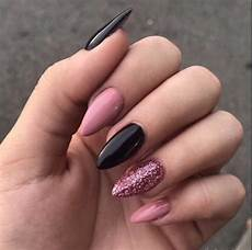 Black Nail Design Ideas 10 Elegant Rose Gold Nail Designs Ecemella