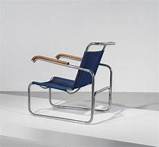 Design By Marcel An Armchair After Mod No 35 Designed By Marcel Breuer