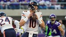 Espn Depth Chart 2018 Football Mitchell Trubisky Poised To Break Out