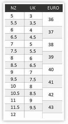Romika Shoes Size Chart Sizing Chart
