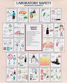 Chemistry Lab Safety Chart Laboratory Safety
