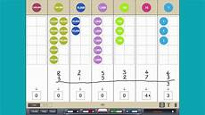 Place Value Chart With Disks Subtracting Large Numbers With Place Value Disks Youtube