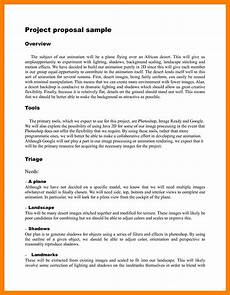 Proposal Writing Sample 9 Multimedia Project Proposal Examples Pdf Examples