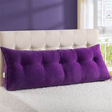 sofa bed large filled triangular wedge cushion bed