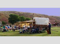 Wyoming Arts Council: Circle Up Chuckwagon Dinner Show