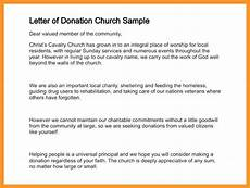 Request For Contribution Letter Sample 12 13 Charitable Contribution Letter Sample