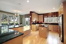 Dark Kitchen Cabinets With Light Floors 52 Enticing Kitchens With Light And Honey Wood Floors