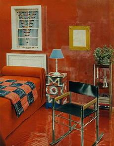 groovy interiors 1965 and 1974 home d 233 cor