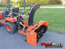 Pto Snow Blowers Snow Blower Attachments 48 Quot 60 Quot 72