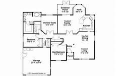 House Floor Plan Designer Southwest House Plans Verona 11 074 Associated Designs