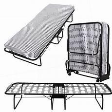 rollaway heavy duty steel frame metal folding