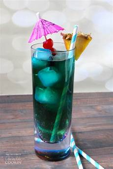 blue drinks the mermaid cocktail blue mixed drinks