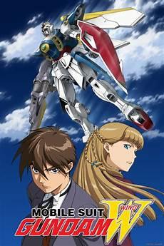 mobile suit gundam anime nerdvania crunchyroll adds quot mobile suit gundam wing quot to