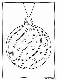 malvorlage christbaumkugel gratis coloring and malvorlagan