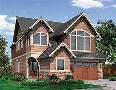 Uk House Floor Plans New Style Narrow Lot Plan 69089am