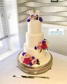 floral wedding cake amazing grace cakes a healthy take