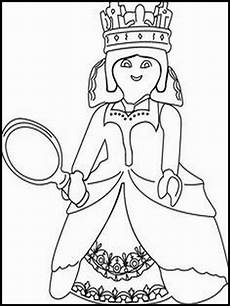 4 playmobil coloring pages 1