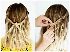 coole frisuren für frauen selber machen braids for medium length hair hair world magazine