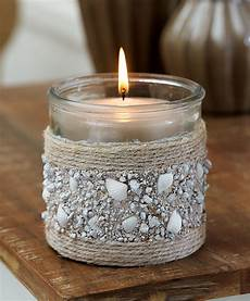 candele con conchiglie candele natalizie fai da te 5 idee originali roba da donne