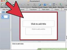 How To Create Powerpoint Theme How To Create A Powerpoint Presentation With Sample